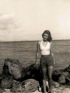 Vintage summer style inspiration.