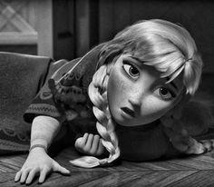Anna est Mort de Froid