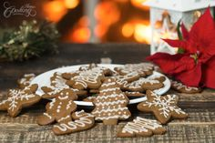 Gingerbread Cookies :: Home Cooking Adventure