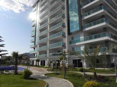 Sun Palace Tower Penthouse for rent - Luxurious penthouse for rent in Cikcilli with amazing views close to the city center of Alanya only 800 meters from the beach