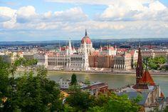 Verras je geliefde met een 4-daagse #stedentrip #Boedapest! Nu verblijf in City Inn Hotel Budapest**** met fles wijn, #wellness en late check out vanaf €69,- #TravelBird #reizen #vakantie #weekend #stedentrip #hongarije