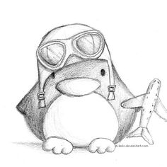 Part X. Huh, seems if as penguins like cosplay, too? XD It was the idea of my boyfriend . What would you think about a Ruffy Penguin? Or have you any other ideas??