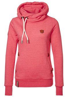 naketano lorenzo hoodie us, Naketano Hoody Darth Viii pink