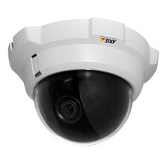 Cheap Axis Communications 0290-001 Tamper-Resistant Indoor Fixed Dome Network Camera
