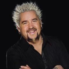 Love Guy Fieri from Diners, Drive Ins, & Dives & Minute to Win it