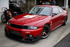 Nissan R33 Skyline GT-R My heart will always be a part of the GTR family