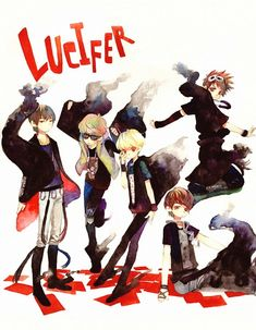 SHINee Lucifer