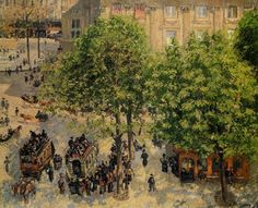 Camille Pissarro Paintings 1