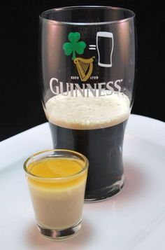 Click Pic for 23 St Patricks Day Cocktails - Irish Car Bomb | St Patricks Day Party Ideas