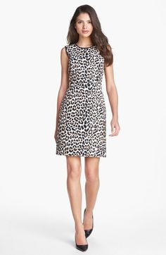 kate spade new york  paulina  cotton  amp  silk a-line dress available f948c4d05