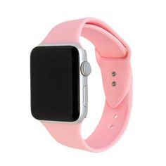 Classic Silicone Bands for Apple Watch - Epic Watch Bands Cool Watches, Watches For Men, Casual Watches, Gps Watches, Stylish Watches, Apple Watch Fashion, Android Watch, Ipod Watch, Swiss Army Watches