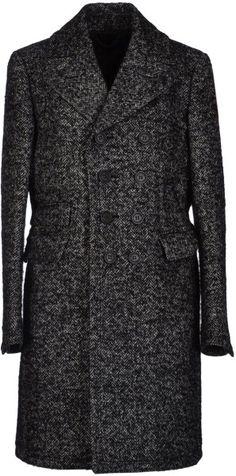 Burberry Prorsum Coat in Black