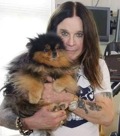 Ozzy Osbourne, Dogs, Animals, Music, Animales, Animaux, Doggies, Muziek, Animais