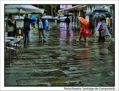 Porta Faxeira. #Santiago de #Compostela