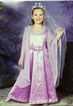 Renaissance Princess Childs Costume by TheHouseOfZuehl on Etsy, $65.99