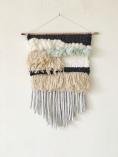 Julie robert, weaving, wallhanging, tissage