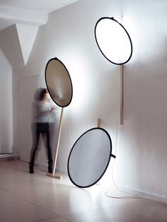 DIY Lights, A, B, C by Ana Relvao and Gerhardt Kellermann | http://www.yellowtrace.com.au/two-legged-furniture-and-lighting/