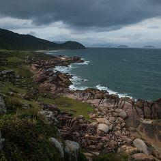 Umas do finde (2): caminho para a prainha da #guardadoembau #santacatarina #nature #coast #oceano #praia #naturalbeauty