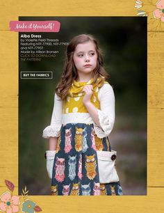 #ClippedOnIssuu from Nightfall by Maureen Cracknell; dress made by Because of Brenna