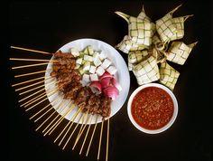 Ketupat, Brunei