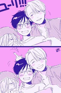 Yuri!!! On Ice!
