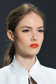 FROM THE RUNWAY: Neon Lips only @ www.mini-mode.com #minimode