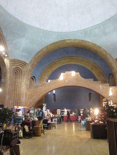 What a Fab looking venue for an antique fair !! Kelham Hall Near Newark Notts