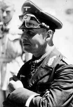 Erwin Rommel, Tobruk, 1941.