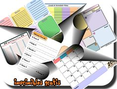 Imprimibles Gratis - Free Printables