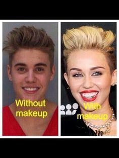 Miley Cyrus veľký péro