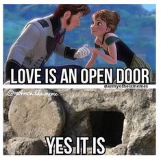Love is an open door! Yes it is! This was a meme I made a long time ago and it still is my favourite! Still love frozen memes. LDS Memes. Mormon Memes. Christian Memes. Frozen Memes. The Tomb. Easter Meme. Resurrection. Since I posted this I have changed my name and I am so happy how far I have come. Frozen Memes, Lds Memes, Change My Name, Christian Memes, Long Time Ago, Christ Tomb, Photo And Video, Lds Mormon, Funny