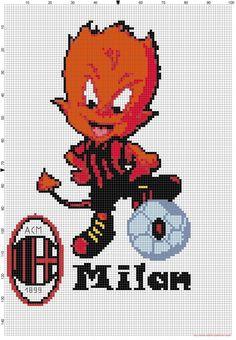 A.C. Milan Devil pcstitch pattern (1)