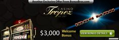 Best online casinos Australia and their free no deposit or deposit bonuses you wont find anywhere else. No deposit bonuses, high deposit match bonuses and free casino flash games.