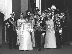 Bilderesultat for gjester i sonja og haralds bryllup 1968