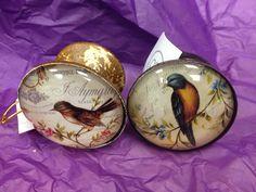 Bird knobs