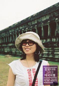 2006 in Cambodia 캄보디아 앙코르와트에 놀라다. 감동하다.
