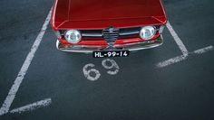 Car Porn: 1968 Alfa Romeo Giulia GT 1300 Junior | Airows