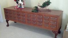 library card catalog amazingness!!!