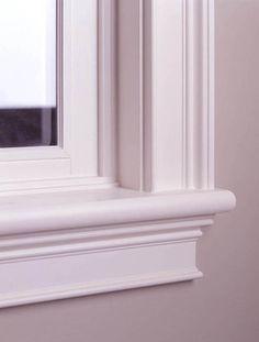 window trim. Need this on windows.