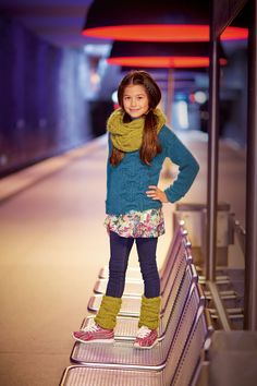 Lana Grossa BEINSTULPEN Tiffany + Merino Air - FILATI Kids & Teens No. 4 - Modell 85 | FILATI.cc WebShop