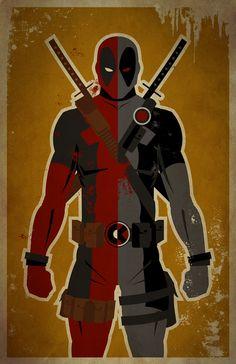 """Wilson"" | TH 3 _/aRT of DaNN_ y Lovin this Duel Deadpool!"