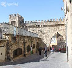 Muralla y Puerta Medieval, Vitoria.- Vitoria Gasteiz es cultural y natural | My Guia de Viajes