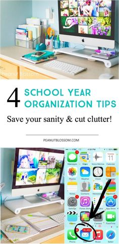Start the new year right with a clean desk and a plan in place to keep on top of all the reminders and notices that will coming pouring in from school in the coming months!