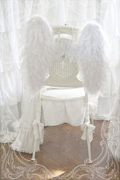 Angel Wings...Now where'd I put my halo?