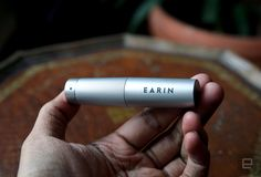 Earin's wireless earbuds are ambitious but flawed. For the past year and a half, Swedish startup Earin has been trying to turn a Ryan Gosling–inspired earbud concept into a proper working product. The hook: Unlike other Bluetooth headsets, these $249 earbuds are completely wireless: They sync with each other and a phone, and... that's it.