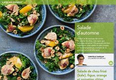 Salade d'automne - La Presse+