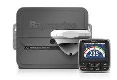 Raymarine Evolution Autopilot with p70R control head, ACU-200 Hydraulic
