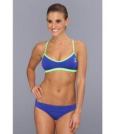 TYR Crosscutfit Workout Solid Brites Bikini