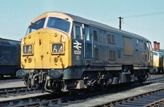 Railway Herald :: Imaging Centre :: 6338 at Exeter MPD Electric Locomotive, Diesel Locomotive, Steam Locomotive, Garden Railroad, Steam Railway, South Devon, British Rail, Train Engines, Great Western