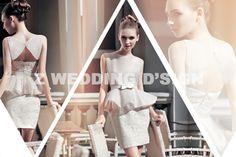 Little White Dress Collection. #zwedding #designergowns #designers #fashion #couture #wedding #bridalgowns #bridal #zweddingsg #zweddingsingapore #singapore